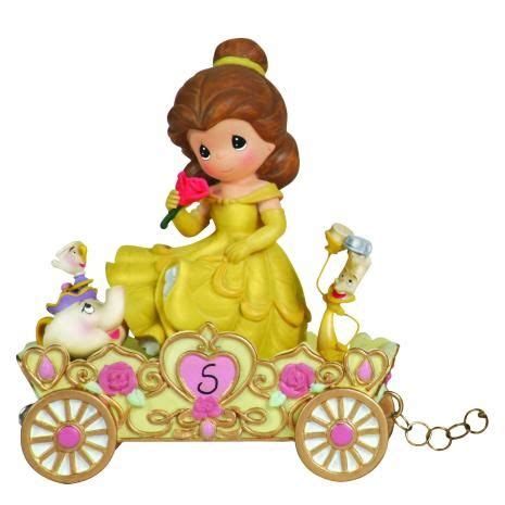 """Precious Moments / Disney """"A Beauty To Behold At Five"""