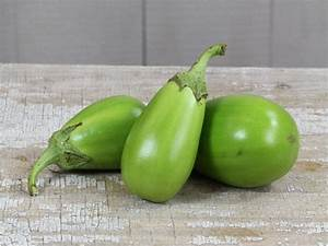 Little Green Eggplant | Baker Creek Heirloom Seed Co