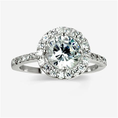 Rachael Sterling Silver Diamonflash ® Cubic Zirconia. $700 Wedding Rings. 12 Carat Rings. Imperfect Engagement Rings. 10 K Wedding Rings. 1.3 Carat Engagement Rings. Horse Rings. Multiple Stone Engagement Rings. 0.40 Carat Engagement Rings