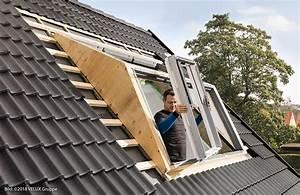 Velux Fenster Selber Einbauen : dachfenster von velux einbauen und montieren in odenthal bei bergisch gladbach dachdecker ~ Watch28wear.com Haus und Dekorationen