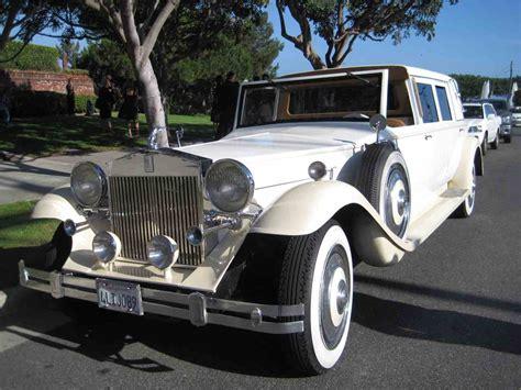 1977 lincoln limousine for sale classiccars com cc 960018