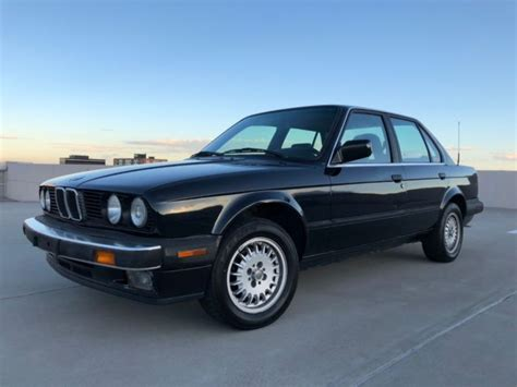 1988 Bmw 325i For Sale by 1988 Bmw 325i E30 Low Manual 2 Owner Car For