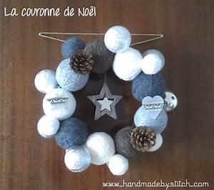 Faire Une Couronne De Noel : couronnes de no l f tes vous m me ~ Preciouscoupons.com Idées de Décoration