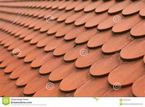 orange roof tiles royalty free stock photography image