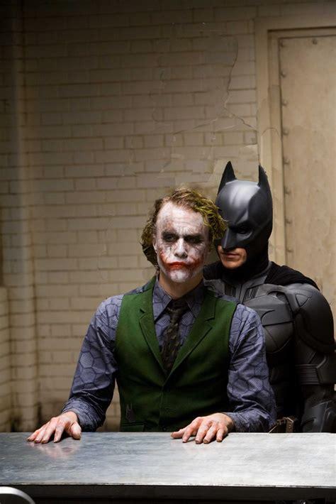 joker interrogation scene   dark knight