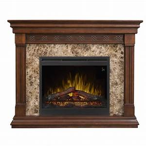 Dimplex - Electric Fireplaces » Mantels » Products