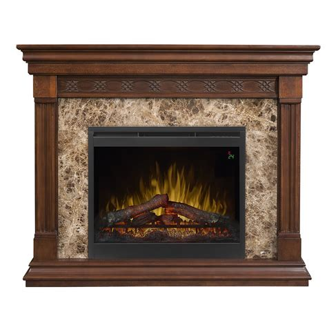 Dimplex   Electric Fireplaces » Mantels » Products