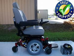 Pride Mobility Quantum 6000z Hd Power Chair