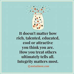 What Matters Mo... Matter Of Life Quotes