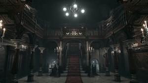 Un Fan Refait Le Manoir Spencer De Resident Evil Sous