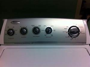 2009 Whirlpool Gold Washer Dryer Set For Sale From Chicago Illinois Cook   Adpost Com
