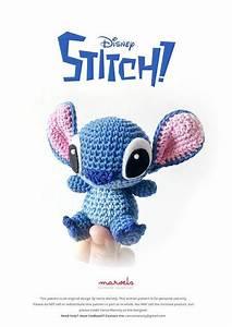 C, U00f3mo, Hacer, Un, Llavero, De, Stitch, A, Crochet