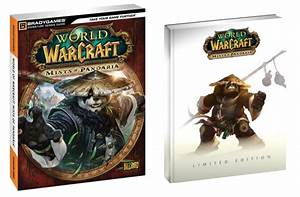 World Of Warcraft  Mists Of Pandaria Strategy Guide Out Now