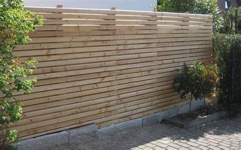 Sichtschutz Garten Rhombus by Rhombus Sichtschutzzaun Aus L 228 Rchenholz Gartenholzprofi