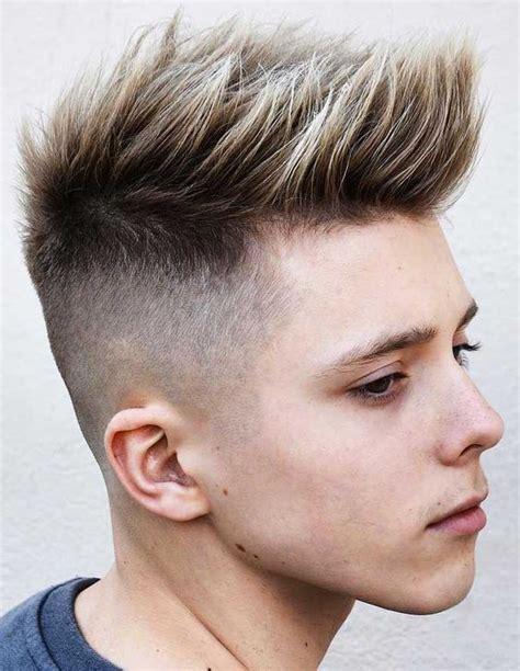 model gaya rambut cowok  tulisanviralinfo