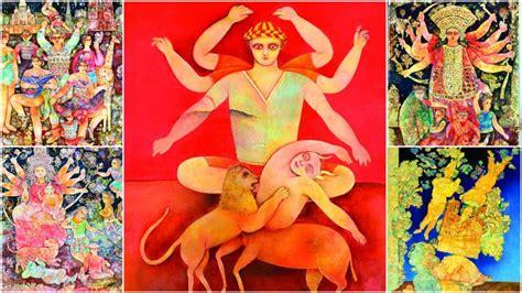 Seven decades of Sakti Burman