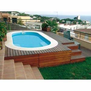 Coque Piscine Espagne : piscine polyester ovale hydra 460 ~ Melissatoandfro.com Idées de Décoration
