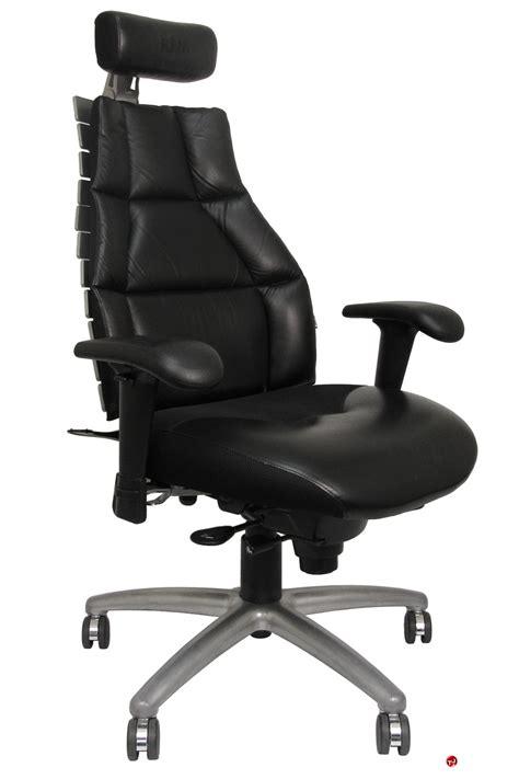 The Office Leader Rfm Verte 2200 High Back Executive