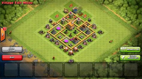 BEST Town Hall Level 6 Defense Strategy for Clash of Clans ...