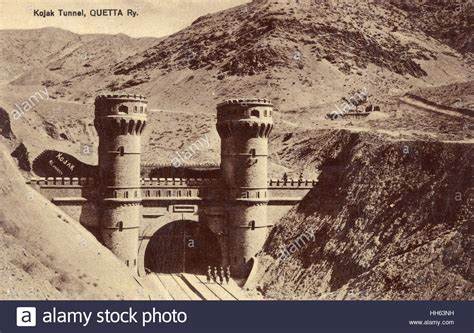 khojak tunnel shela bagh tunnel on the quetta railway