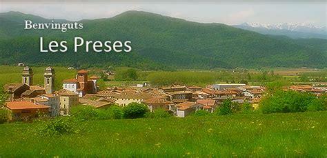 Visitar La Garrotxa - Les Preses - Associació Hostalatge ...