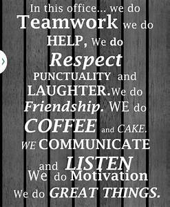 Pin by Alanna P... Team Ethic Quotes