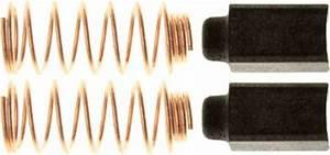Dremel Replacement Carbon Brush Set For Model 4000  2610005646