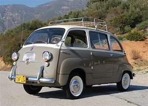 1959 Fiat 600 Multipla For Sale On Bat Auctions