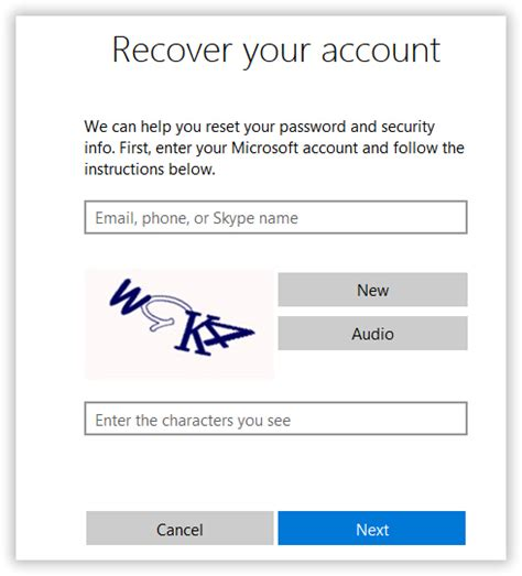 account recovery phone number two ways to reset microsoft account password if you forgot
