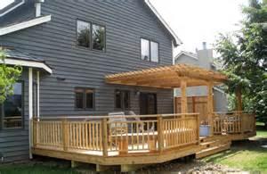 images house decks designs all access fence fabrication cedar decks