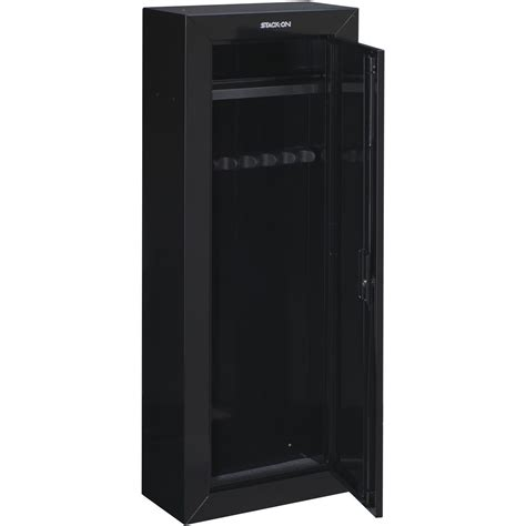stack on security cabinet 8 gun stack on 174 8 gun security cabinet 236594 gun safes at