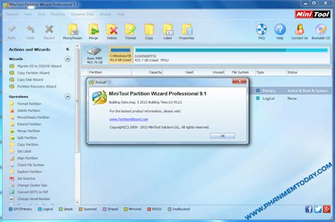 Minitool partition wizard full version crack | MiniTool