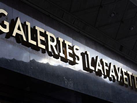 siege galerie lafayette l 39 autorité de la concurrence autorise le rachat de la