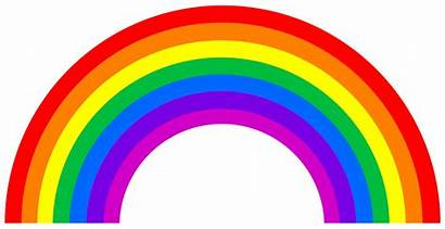 Rainbow Rainbows Story Colors Toddler Order Making