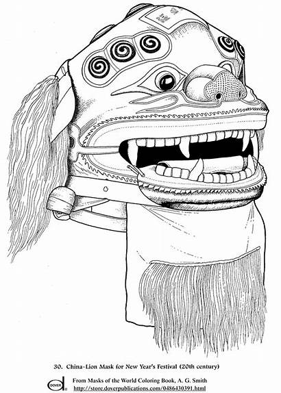 Coloring Pages Chinese Cool Celebrate Parade Kindness
