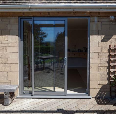 aluminium patio doors colins sash windows