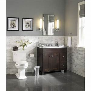 best 25 grey bathroom vanity ideas on pinterest large With kitchen cabinets lowes with minnesota vikings wall art