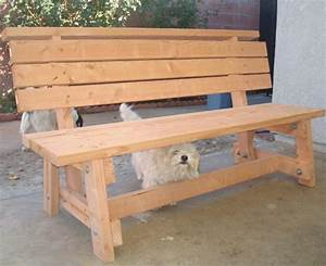 Garden Bench Plans Free PDF Woodworking