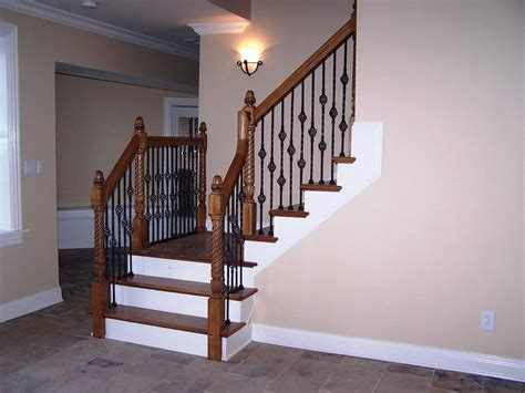 How To Put A Basement Stairs Railing For Puppies Founder