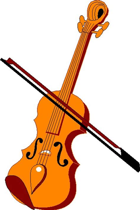 Violin Clipart Best Violin Clip 19490 Clipartion