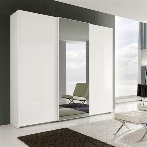 armadio guardaroba ante scorrevoli armadio colmar a 3 ante scorrevoli bianco lucido