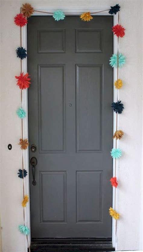 diy door decor best 25 room doors ideas on college