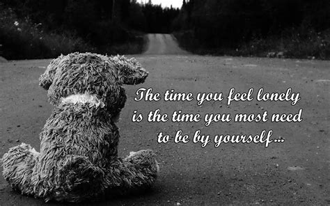 quotes  loneliness sad thoughts  site
