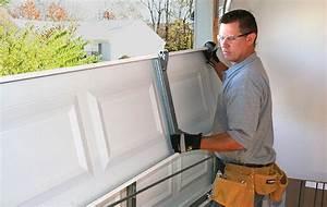 Garage Panel Door Installation Instructions