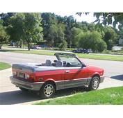1990 Yugo Cabrio Convertible Watching The Woodward