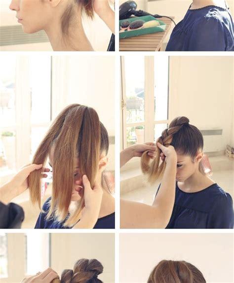 Coiffure fille cheveux mi long facile u2013 Coloration des cheveux moderne