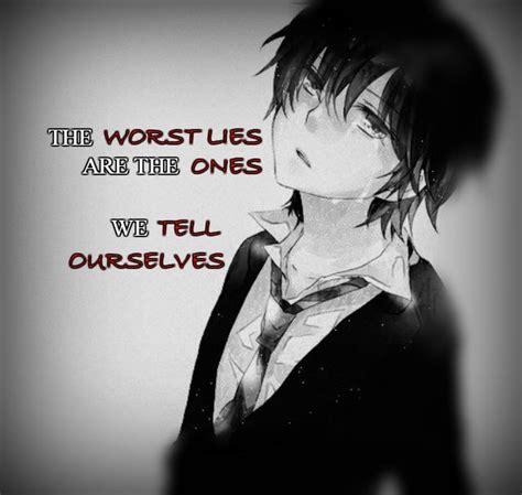 Sad Anime Boy Pfp