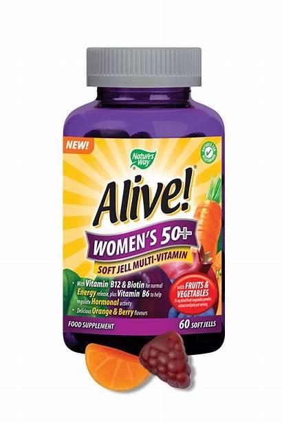Soft Alive Vitamin Multi Multivitamin Vitamins Multivitamins