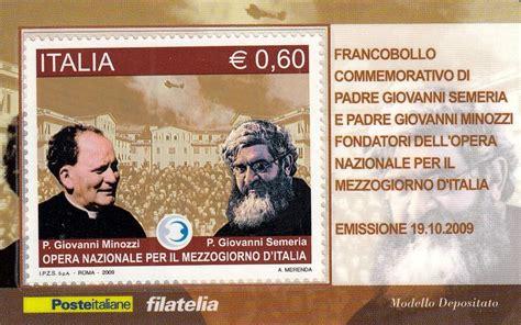 ufficio postale roma san silvestro studi semeriani francobollo commemorativo p