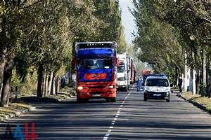 Russian humanitarian aid convoy delivers to DPR 280 tons ...